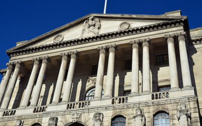Bank of England hikes interest rates for first time in a decade