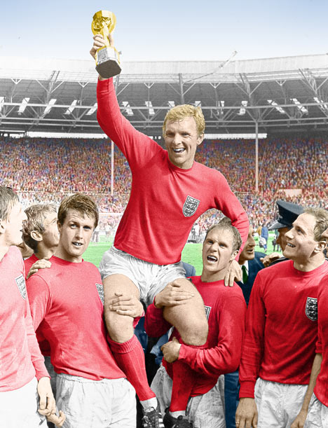 When England last won the World Cup house prices were a lot less !!! (They are now more than 100 times higher)