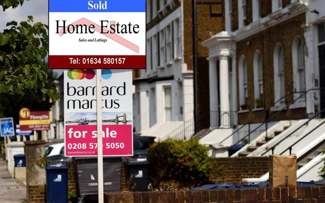 House prices are increasing at a fast rate